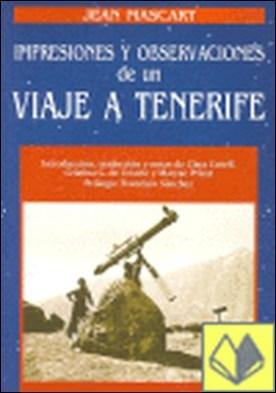 Impresiones y observaciones de un viaje a Tenerife
