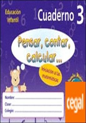 Iniciación a las matemáticas. Cuaderno 3