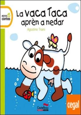 La vaca Taca aprèn a nedar