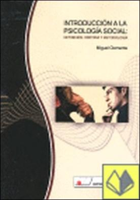 Introducción a la psicología social . definición, historia y metodología