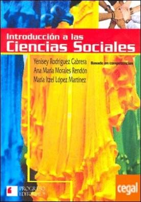 INTRODUCCION A LAS CIENCIAS SOCIALES 1 BACHILLERATO . BASADO EN COMPETENCIAS
