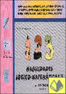 Habilidades lógico-matemáticas 1 . PROG. PARA DESARROLLAR LAS HAB. DE OBSERVAR COMPARAR CLASIFICAR
