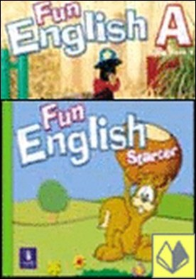 Fun English A Pupil'S Book + Pegatinas