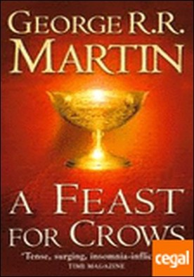 Feast for crows 4 . A song of ice and fire 4