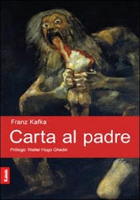 Carta al padre por Franz Kafka PDF