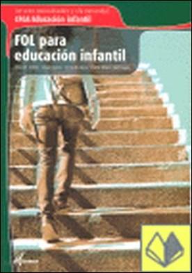FOL para educación infantil . SERVICIOS CULTURALES A LA COMUNIDAD por Orteu Guiu, Llucía PDF