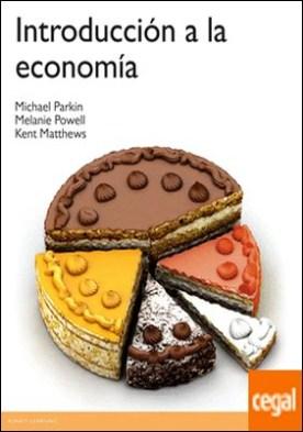 Introducción a la economía (libro + MyLab) por Parkin, Michael