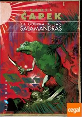 La guerra de las salamandras (Omnium)