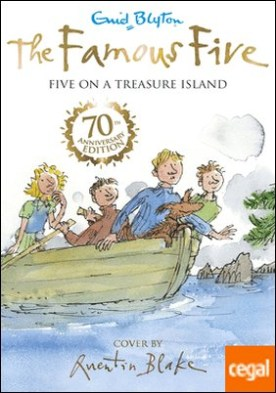 Famous Five: 1: Five On A Treasure Island: 70th Anniversary Edition