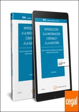 Introducción a la información contable y a la auditoría (Papel + e-book) por Alvarado Riquelme, María