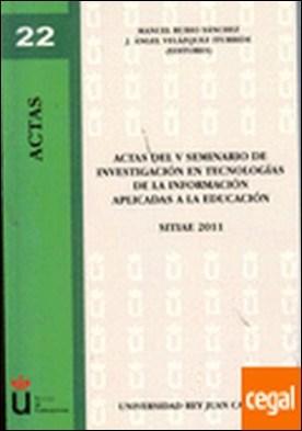 Investigación en Tecnologías de la Información Aplicadas a la Educación por Rubio Sánchez [et al.], Manuel PDF