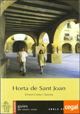 Horta de Sant Joan . Terra Alta por Costa i Savoia, Ernest PDF