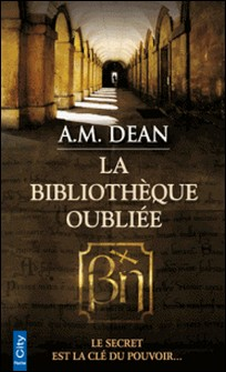 La bibliothèque oubliée-A.M. Dean
