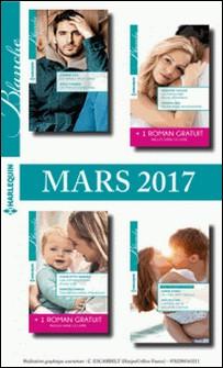 8 romans + 2 gratuits Blanche (nº1306 à 1309 - Mars 2017)-Collectif