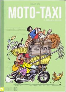 Moto-taxi à bécane au Bénin-Hodall Béo