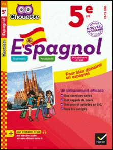 Espagnol 5e - LV2 1re année (A1 vers A2)-Nathalie Gonzalez-Pollet