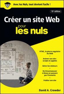 Créer un site web pour les nuls-David A. CROWDER