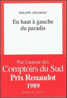 En haut à gauche du paradis-Philippe Doumenc