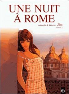 Une nuit à Rome Tome 2, cycle 1-Jim , Delphine
