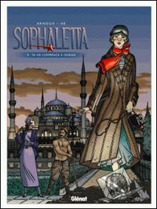 Sophaletta - Tome 9 : Ta vie commence à Odessa-auteur