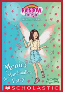 Monica the Marshmallow Fairy: A Rainbow Magic Book (The Sweet Fairies #1)-Daisy Meadows