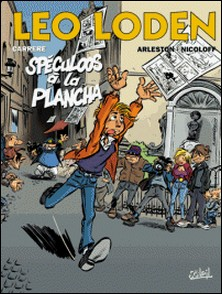 Speculoos à la plancha-Christophe Arleston