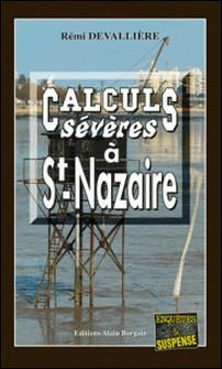 Calculs sévères à Saint-Nazaire - Un polar à l'humour noir-Rémi Devallière
