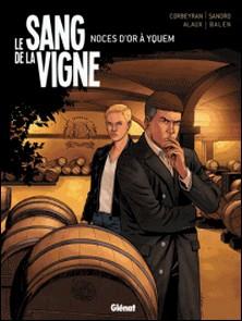 Le Sang de la vigne - Tome 02 - Noces d'or à Yquem-auteur