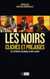 Les Noirs dans l'Histoire - Clichés et préjugés de l'époque coloniale à nos jours-Serge Bilé