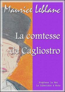 La comtesse de Cagliostro-Maurice Leblanc
