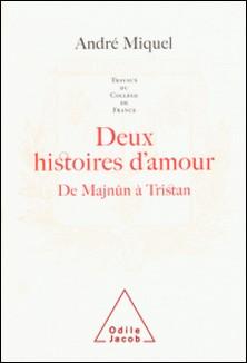Deux histoires d'amour - De Majnûn à Tristan-André Miquel