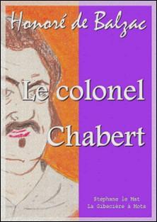 Le colonel Chabert-Honoré de Balzac