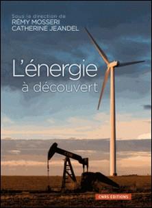 L'énergie à découvert-Rémy Mosseri , Catherine Jeandel