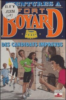 Aventures à Fort-Boyard Tome 10-Dan Mitrecey