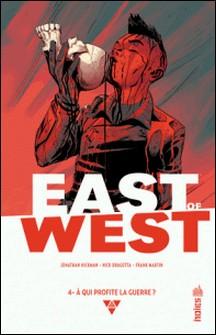 East of West Tome 4-Jonathan Hickman , Nick Dragotta