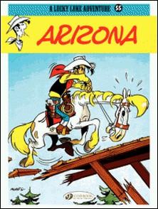 A Lucky Luke Adventure - Tome 55, Arizona-Morris