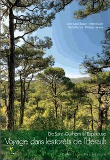 Voyage dans les forêts de l'Hérault - De Saint-Guilhem à l'Espinouse-Jean-Louis Roque , Robert Izard , Michel Lacan , Philippe Lacroix