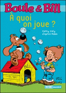 Boule et Bill Tome 7-Fanny Joly