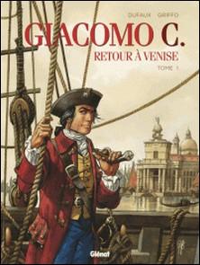Giacomo C. - Retour à Venise - Tome 01 - Retour à Venise-auteur