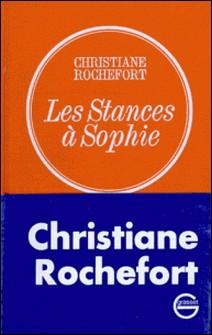 Les stances à Sophie-Christiane Rochefort
