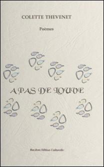 À pas de louve-Colette Thévenet