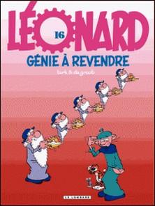 Léonard Tome 16-De Groot , Turk
