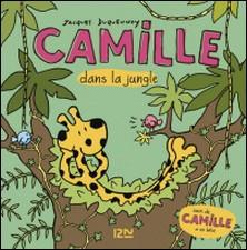 Camille dans la jungle + Camille a un bébé-Jacques Duquennoy