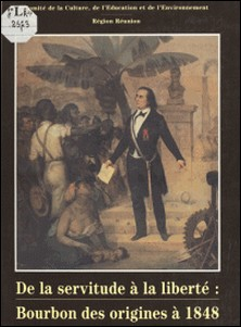 De la servitude à la liberté : Bourbon, des origines à 1848-Jean-Marie Desport , Noor Akhoun , Raymond Barthes