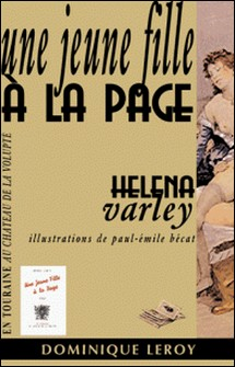 Une jeune fille à la page-Hélène Varley [attribué à Michèle Nic , Michèle Nicolaï , Paul-Émile Bécat