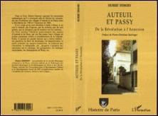 Auteuil et Passy - De la Révolution à l'annexion-Hubert Demory , Pierre-Christian Taittinger