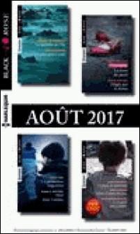 9 romans Black Rose (nº440 à 442 - Aout 2017)-Collectif