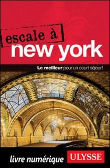 Escale à New York-Pierre Ledoux