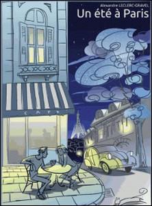 Un été à Paris-Alexandre Leclerc-Gravel
