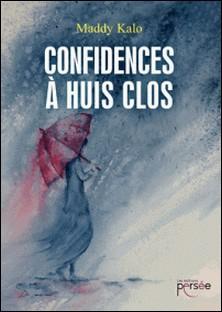 Confidences à huis clos-Collectif